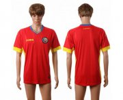 Wholesale Cheap Romania Blank Away Soccer Country Jersey