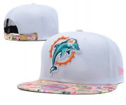 Wholesale Cheap Miami Dolphins Snapbacks YD022