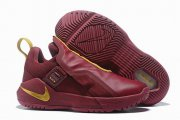 Wholesale Cheap Nike Lebron James Ambassador 11 Shoes Wine Red