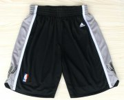 Wholesale Cheap San Antonio Spurs Black Short