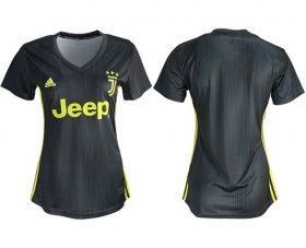 Wholesale Cheap Women\'s Juventus Blank Third Soccer Club Jersey
