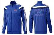 Wholesale Cheap NFL Buffalo Bills Heart Jacket Blue_2