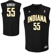 Wholesale Cheap Indiana Pacers 35 Roy Hibbert Black Fashion Replica Jersey