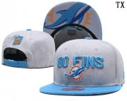 Wholesale Cheap Miami Dolphins TX Hat 1