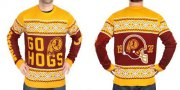 Wholesale Cheap Nike Redskins Men's Ugly Sweater