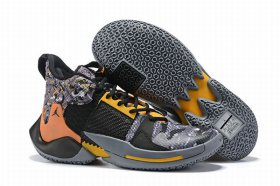 Wholesale Cheap Westbrook 2 Shoes Grey Orange Yellow