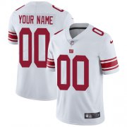 Wholesale Cheap Nike New York Giants Customized White Stitched Vapor Untouchable Limited Men's NFL Jersey