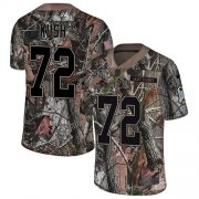 Wholesale Cheap Nike Browns #72 Eric Kush Camo Men's Stitched NFL Limited Rush Realtree Jersey
