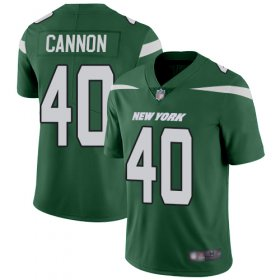 Wholesale Cheap Nike Jets #70 Kelechi Osemele Green Team Color Men\'s Stitched NFL Vapor Untouchable Limited Jersey