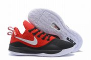 Wholesale Cheap Nike Lebron James Witness 3 Shoes Red Black