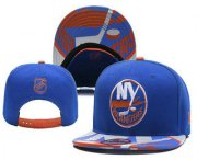 Wholesale Cheap New York Islanders Snapback Ajustable Cap Hat YD