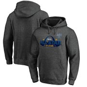 Wholesale Cheap 2020 NHL All-Star Game St. Louis Pullover Hoodie Heather Gray