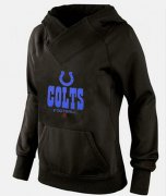 Wholesale Cheap Women's Indianapolis Colts Big & Tall Critical Victory Pullover Hoodie Black