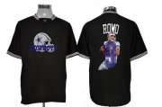 Wholesale Cheap Nike Cowboys #9 Tony Romo Black Men's NFL Game All Star Fashion Jersey