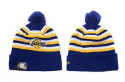 Wholesale Cheap Los Angeles Lakers Beanies YD007