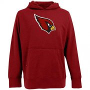 Wholesale Cheap Antigua Arizona Cardinals Signature Hoodie Red