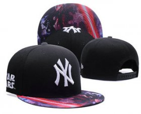 Wholesale Cheap New York Yankees Snapback Ajustable Cap Hat GS 11