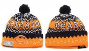 Wholesale Cheap Chicago Bears Beanies YD010