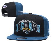 Wholesale Cheap Jaguars Team Logo Black 1995 100th Anniversary Adjustable Hat YD