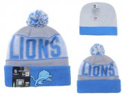 Wholesale Cheap Detroit Lions Beanies YD008