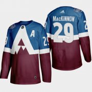 Wholesale Adidas Avalanche #96 Mikko Rantanen Black 1917-2017 100th Anniversary Stitched NHL Jersey