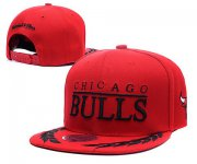 Wholesale Cheap NBA Chicago Bulls Snapback Ajustable Cap Hat LH 03-13_48