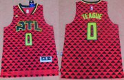 Wholesale Cheap Men's Atlanta Hawks #0 Jeff Teague Revolution 30 Swingman 2015-16 New Red Jersey