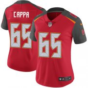 Wholesale Cheap Nike Buccaneers #65 Alex Cappa Red Team Color Women's Stitched NFL Vapor Untouchable Limited Jersey