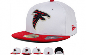 Wholesale Cheap Atlanta Falcons fitted hats 12