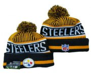Wholesale Cheap Pittsburgh Steelers Beanies Hat YD