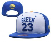 Wholesale Cheap Golden State Warriors Snapback Ajustable Cap Hat #23