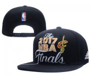 Wholesale Cheap NBA Cleveland Cavaliers Snapback Ajustable Cap 2017 NBA Finals YD 001