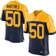 Wholesale Cheap Nike Packers #50 Blake Martinez Navy Blue Alternate Men's Stitched NFL New Elite Jersey