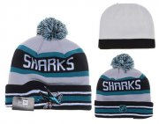 Wholesale Cheap San Jose Sharks Beanies YD002