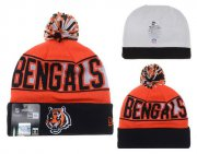 Wholesale Cheap Cincinnati Bengals Beanies YD010
