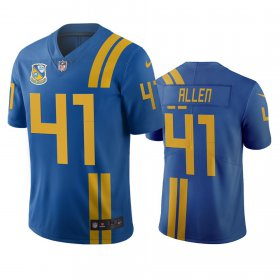 Wholesale Cheap Jacksonville Jaguars #41 Josh Allen Royal Vapor Limited City Edition NFL Jersey