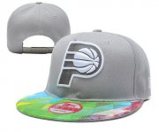 Wholesale Cheap Indiana Pacers Snapbacks YD008