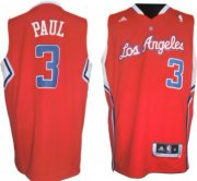 Wholesale Cheap Los Angeles Clippers #3 Chris Paul Revolution 30 Swingman Red Jersey