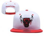 Wholesale Cheap Chicago Bulls Snapback Snapback Ajustable Cap Hat 12