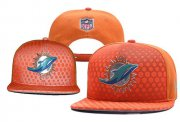 Wholesale Cheap NFL Miami Dolphins Stitched Snapback Hats 067