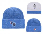 Wholesale Cheap NFL Tennessee Titans Logo Stitched Knit Beanies 009
