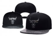 Wholesale Cheap NBA Chicago Bulls Snapback Ajustable Cap Hat YD 03-13_32