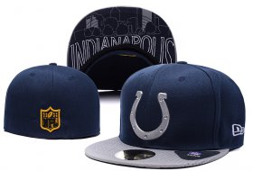 Wholesale Cheap Indianapolis Colts fitted hats 03
