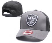 Wholesale Cheap NFL Oakland Raiders Stitched Snapback Hats 161