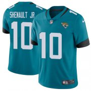 Wholesale Cheap Nike Jaguars #10 Laviska Shenault Jr. Teal Green Alternate Men's Stitched NFL Vapor Untouchable Limited Jersey