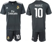 Wholesale Cheap Real Madrid #10 Modric Away Soccer Club Jersey