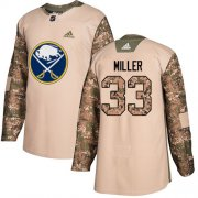 Wholesale Cheap Adidas Sabres #33 Colin Miller Camo Authentic 2017 Veterans Day Stitched Youth NHL Jersey
