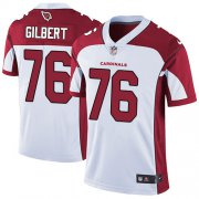 Wholesale Cheap Nike Cardinals #76 Marcus Gilbert White Men's Stitched NFL Vapor Untouchable Limited Jersey