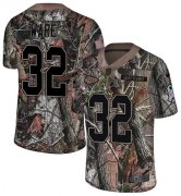 Wholesale Cheap Nike Chiefs #32 Spencer Ware Camo Youth Stitched NFL Limited Rush Realtree Jersey