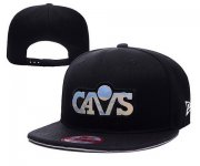 Wholesale Cheap NBA Cleveland Cavaliers Snapback Ajustable Cap Hat YD 03-13_33